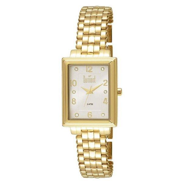 Relógio Dumont Feminino - DU2035LMS/4K
