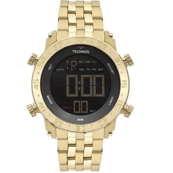 Relógio  Technos Masculino - BJK006AC/4P