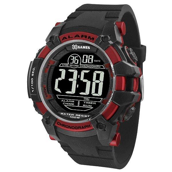 Relógio X-Games Masculino Digital - XMPPD540