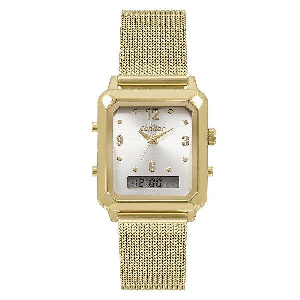 Relógio Condor Feminino - COBJ3718AB/4K