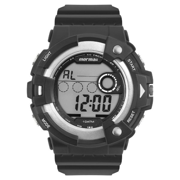 Relógio Mormaii  MO15100AA/8K Masculino