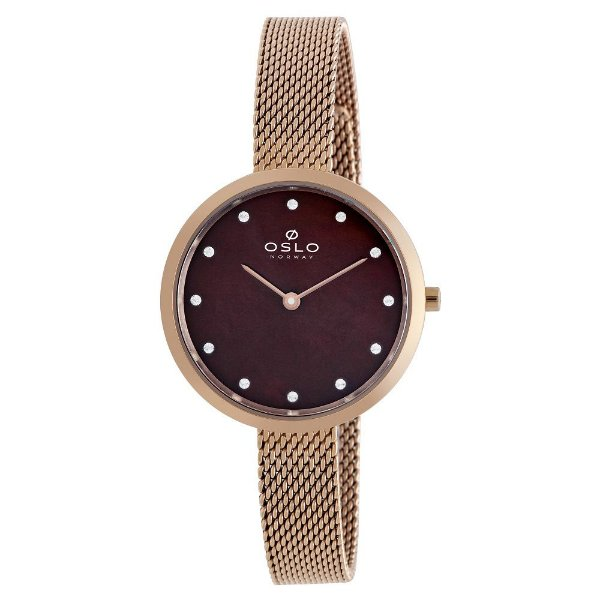 Relógio Oslo Slim FRSSS9T0010 N1RX Feminino