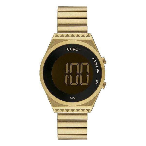 Relógio Euro Digital Feminino - EUBJT016AA/4D