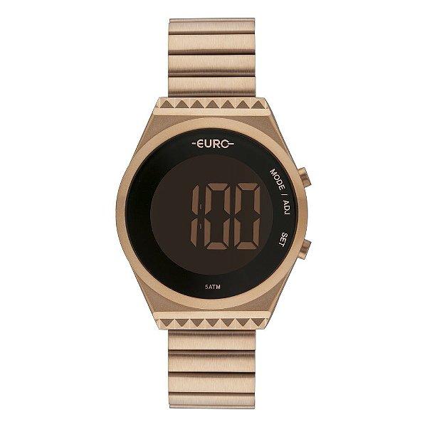 Relógio Euro Digital Feminino - EUBJT016AB/4J