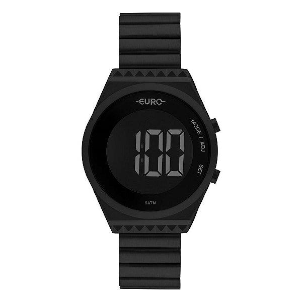 Relógio Euro Digital Unissex - EUBJT016AD/4P