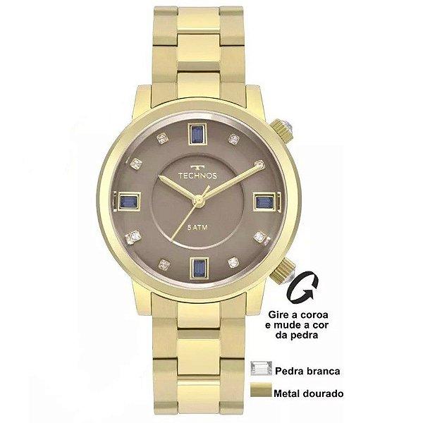 Relógio Technos 2039BU/4C Feminino
