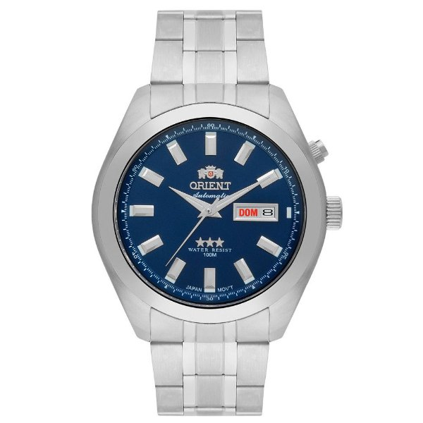 Relógio Orient Automático Masculino - 469SS075 D1SX