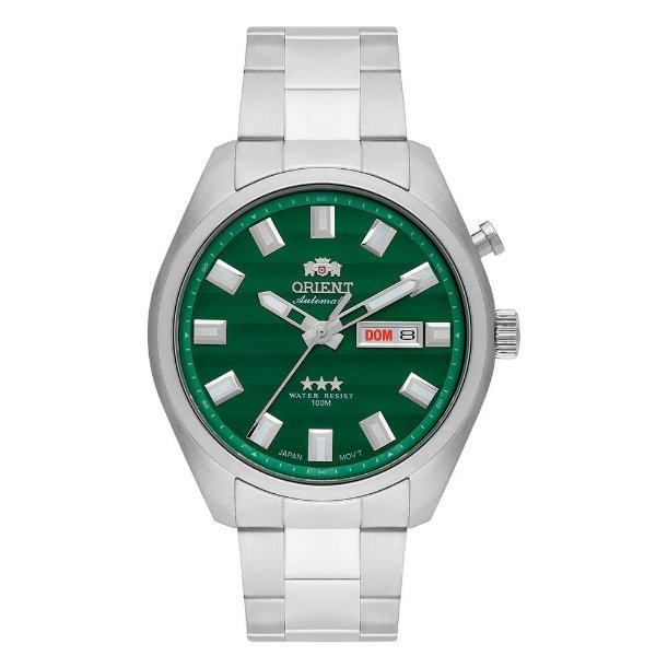 Relógio Orient Automático Masculino - 469SS076 E1SX