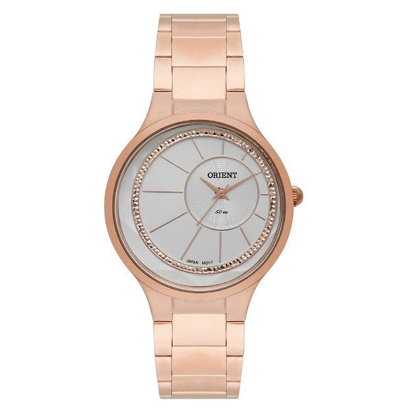Relógio Orient Unique Feminino - FRSS0039 S1RX