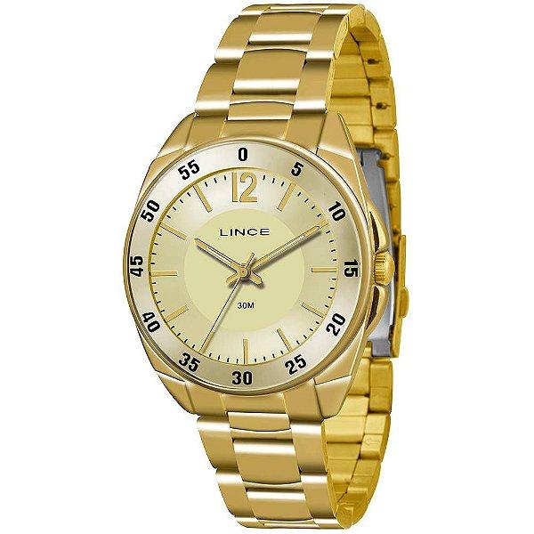 Relógio Lince Feminino - LRGK043L C2KX