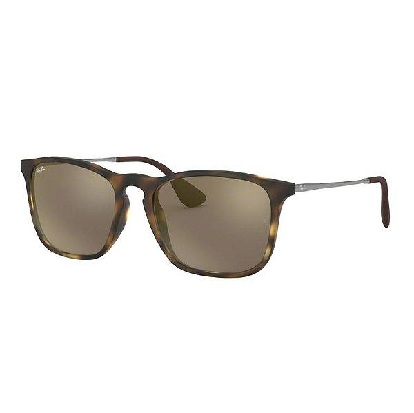 Óculos de Sol Ray Ban Unissex - RB4187L 8655A 54