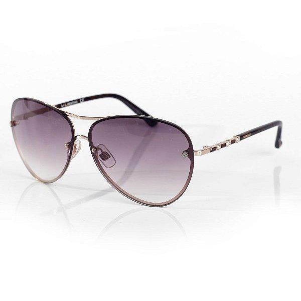Óculos de Sol Swarovski Feminino - FASCINATIONE SW 118 28F