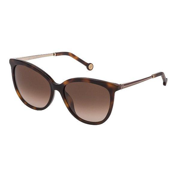 Óculos de Sol Carolina Herrera Feminino - SHE789 5601AY