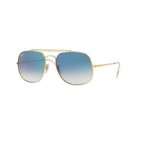 Óculos de Sol Ray-Ban Unissex - RB3561L 001/3F57