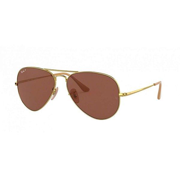 Óculos de Sol Ray-Ban Unissex - RB3689 9064AF 55