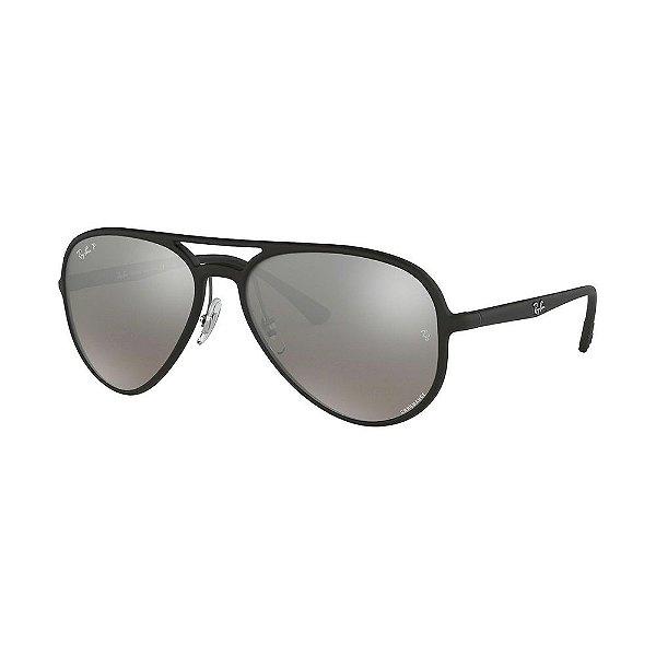 Óculos de Sol Ray-Ban Masculino - RB4320CH 601S5J 58