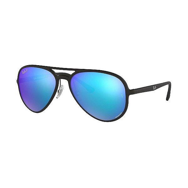 Óculos de Sol Ray-Ban Masculino - RB4320CH 601SA1 58