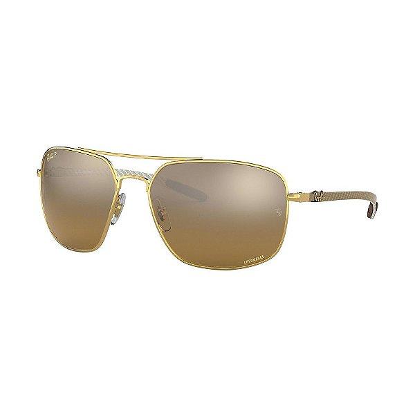 Óculos de Sol Ray-Ban Unissex - RB8322CH 001 A3 62