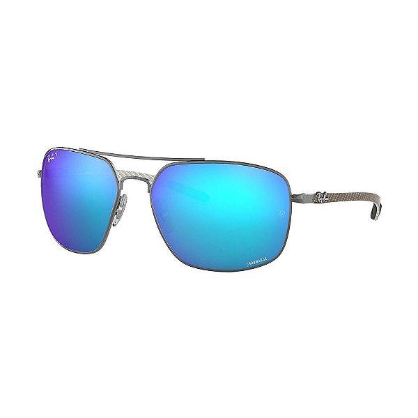 Óculos de Sol Ray-Ban Unissex - RB8322CH 004 A1 62