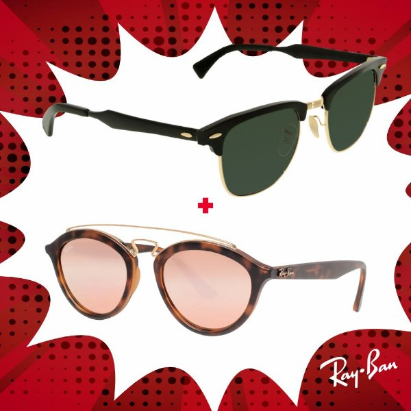 Kit Óculos de Sol Ray-Ban - RB4257 6092/2Y e RB3507 136/N5