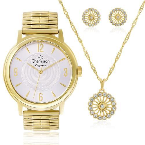Relógio Champion Feminino- Cn27867W