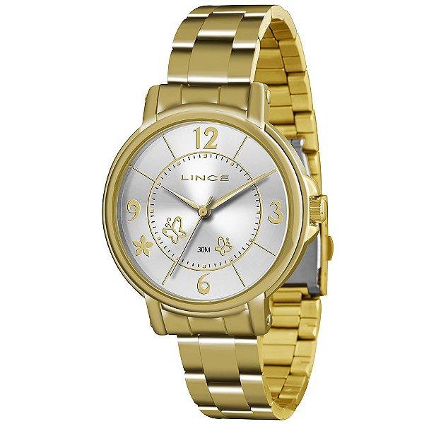 Relógio Lince Feminino - Lrg4320L K125S2Kx