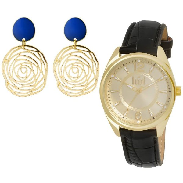 Relógio Dumont DU2035LPG/K2D Feminino