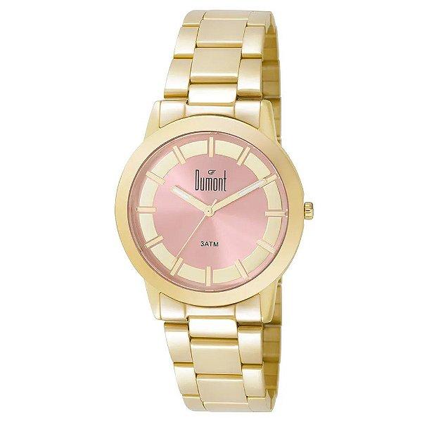 Relógio Dumont Feminino - Du2035Lpk/K4T