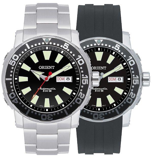 Relógio Orient Masculino - 469Ss040 P1Sx