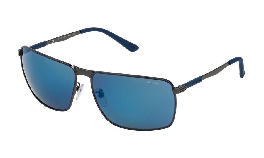Óculos de Sol Police Masculino - SPL345 64K53B