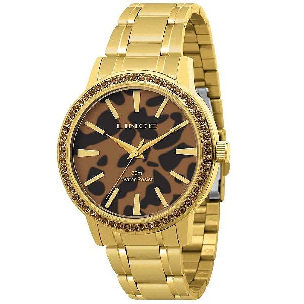 Relógio Lince Feminino Social - LRG4192L M1KX