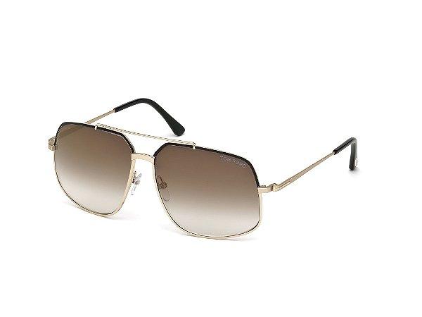 Óculos de Sol Tom Ford Feminino - FT0439 6001G