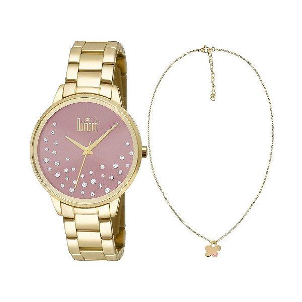 Relógio Dumont Feminino - Du2036Lsq/K4T