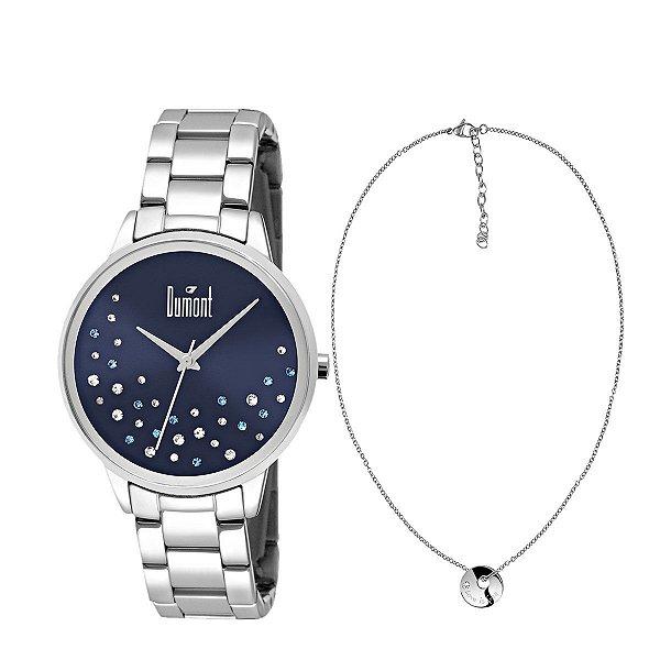 Relógio Dumont Feminino - Du2036Lsr/K3A