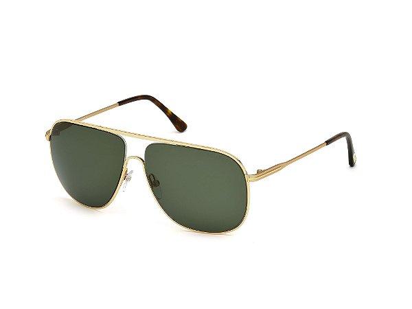 Óculos de Sol Tom Ford Masculino - FT0451 6028N
