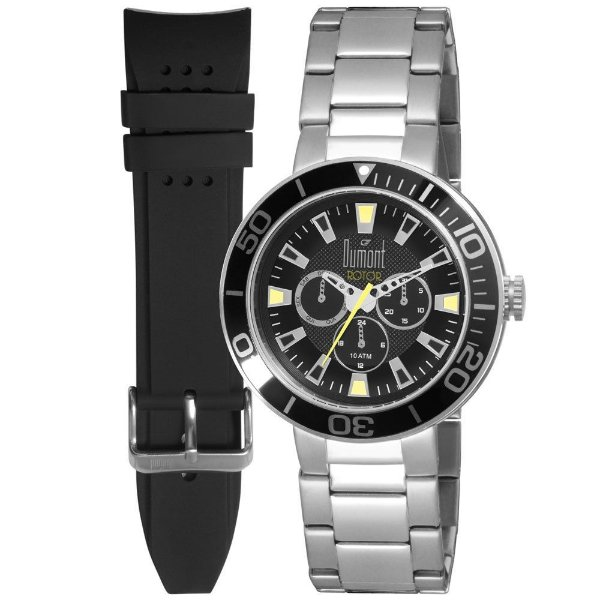 Relógio Dumont Masculino- Du6P29Abw/3P