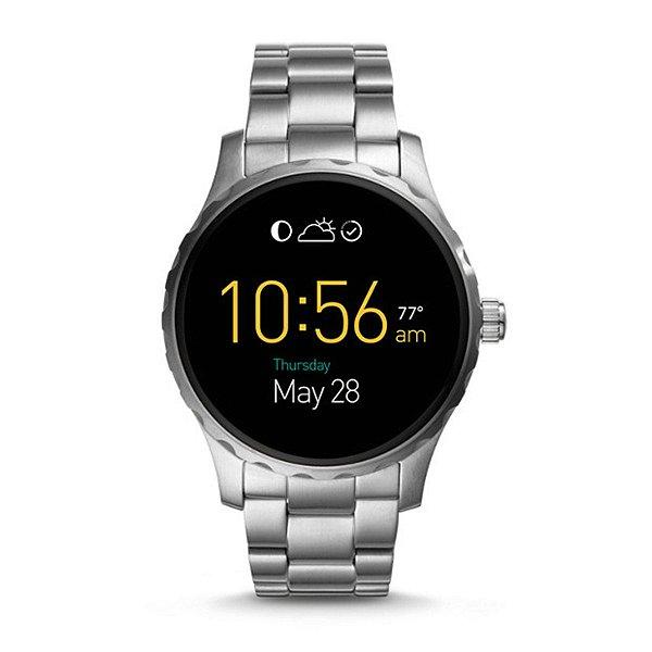 Relógio Smartwatch Fossil Q Marshal Masculino - Ftw2109/1Ci
