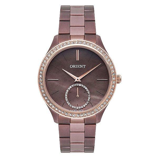 Relógio Orient Swarovski FTSS0062 Feminino
