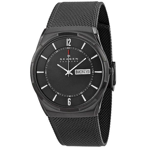 Relógio Skagen Slim Masculino -  SKW6006/8PN