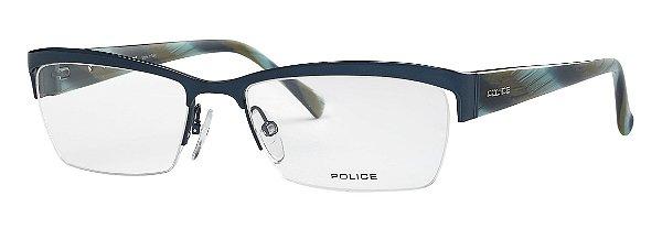 Armação Police Masculino - V8603 548EEX