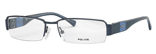 Armação Police Masculino - V8609 530SC1