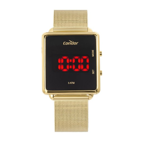 Relógio Feminino Condor Digital - COJHS31BAA/4X