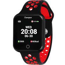 Relógio Champion Smartwatch CH50006V Unissex