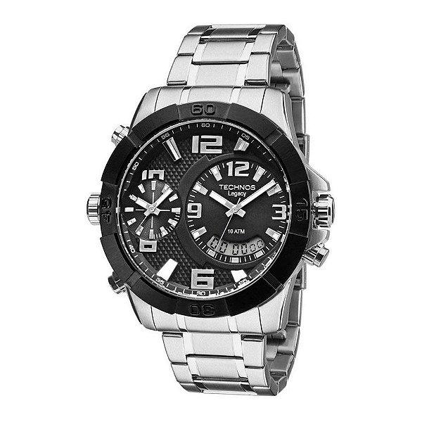 Relógio Technos Masculino Ana-digi Classic Legacy - T205fk3p
