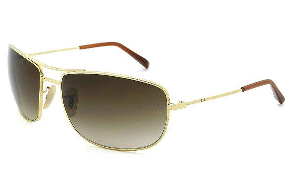 Óculos de Sol Ray-Ban Rb3504L 001/1363