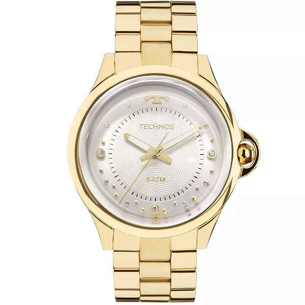 Relógio Technos Elegance Crystal 2039BM/4K Feminino