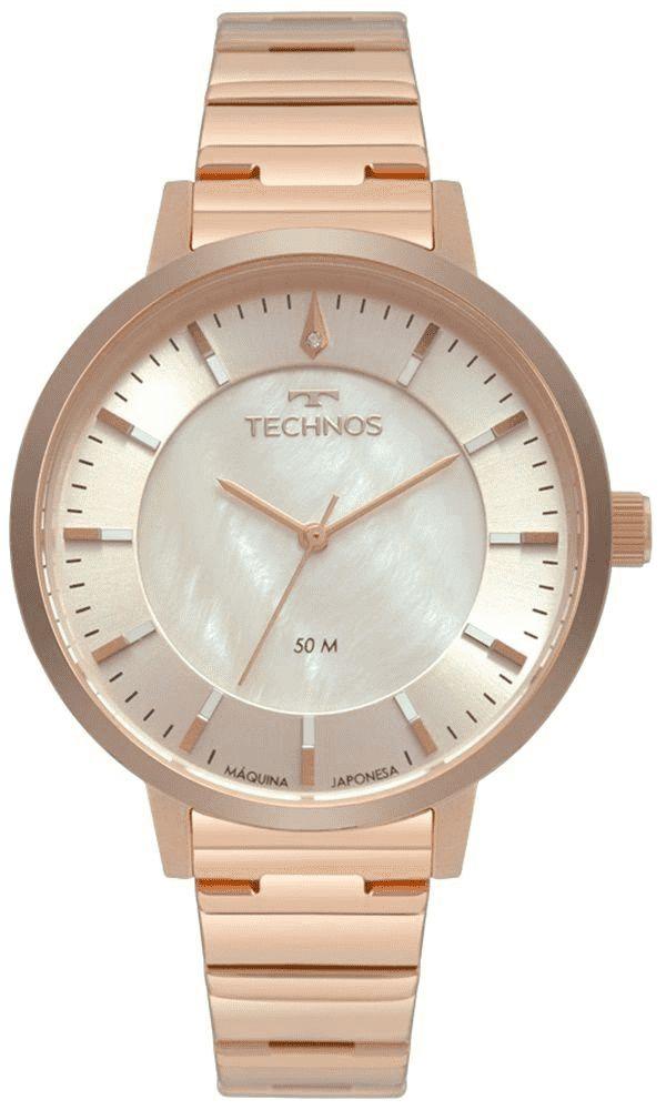 Relógio Technos Trend  2033CR/4B Feminino