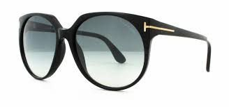 Óculos de Sol Tom Ford Agatha TF370 01B 56 16