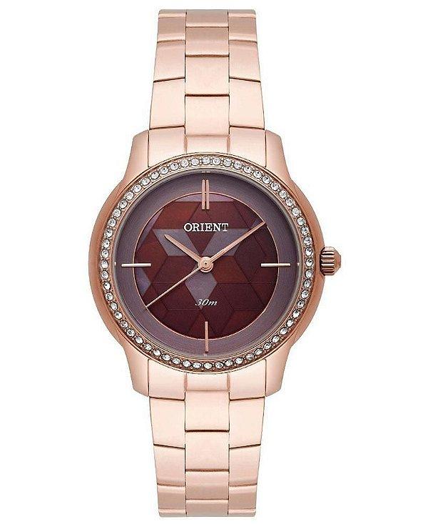 Relógio Orient Swarovski FRSS0034 N1RX Feminino