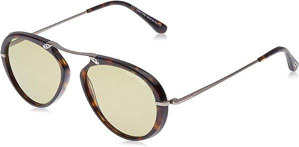 Óculos de Sol Tom Ford Aaron TF473 52N 53 17